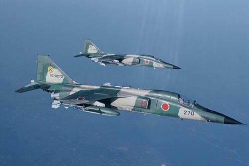 Mitsubishi F1 Japao ジェット戦闘機 戦闘機 軍用機