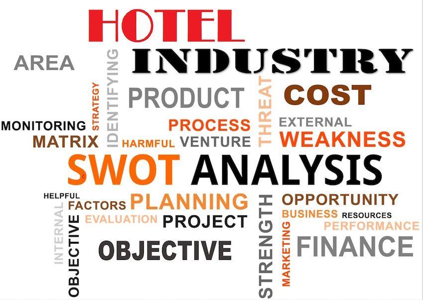 swot analysis of marriott hotel