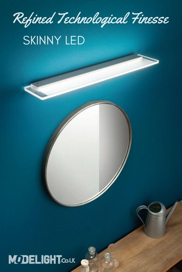 Linea Light SKINNY LED Wall Lights Modelight QDL in 2019   Déco ...