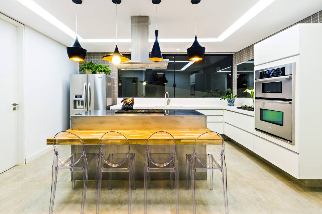 El diseño de tu cocina: las ventajas de una disposición en \
