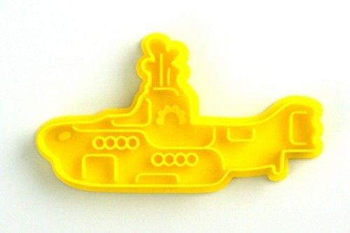 yellow submarine cookie cutter!