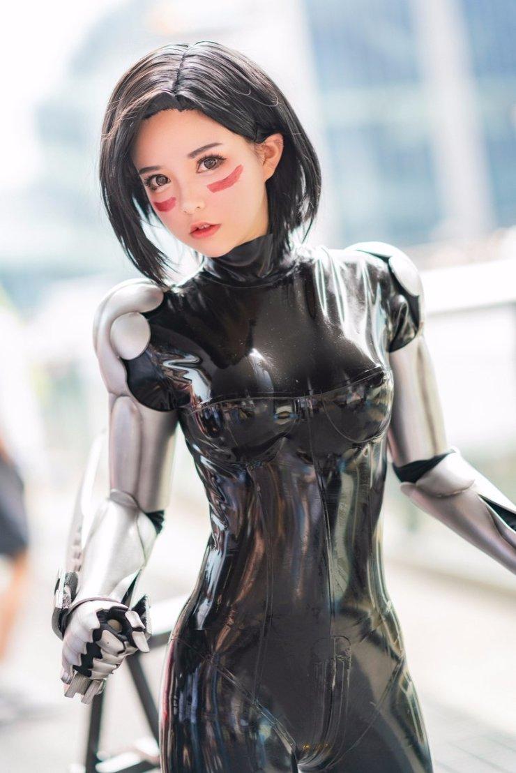 Photo of Alita cosplay