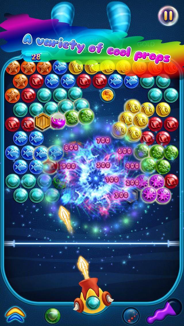 Bubble Shooter Pop ゲーム