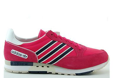 Ebay Angebot adidas Phantom W Sneakers Gr.42 Damen Schuhe Rot NEUIhr  QuickBerater a708b8bd3e