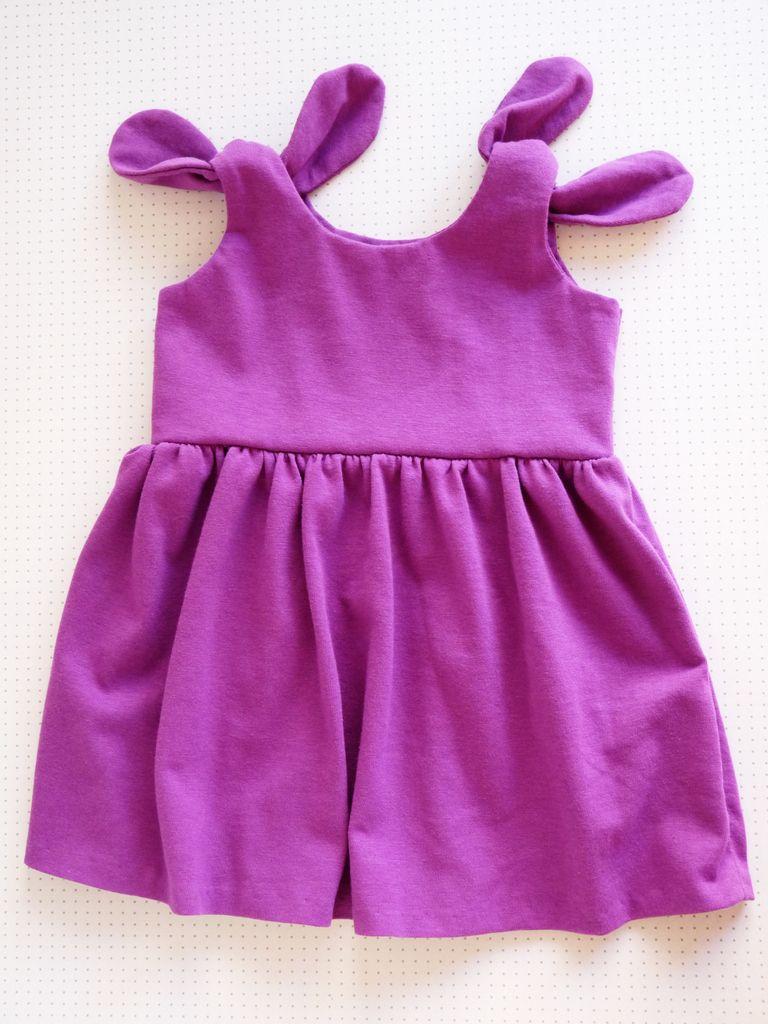 Itty Bitty Baby Dress | Patrones gratis | Pinterest | Patrón gratis ...