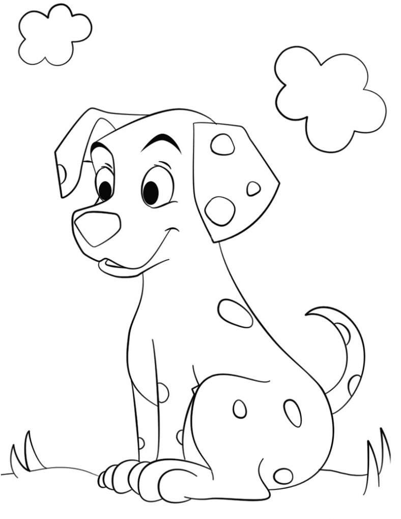 Dog Coloring Pages Free For Kids And Adults 101 Coloring Dog Coloring Page Puppy Coloring Pages Dog Drawing For Kids [ 1018 x 788 Pixel ]