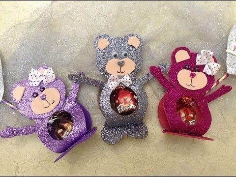 فاي سابا تصنع هدايا للأطفال بمناسبة عيد الميلاد المجيد Youtube Felt Crafts Christmas Ornaments Crafts