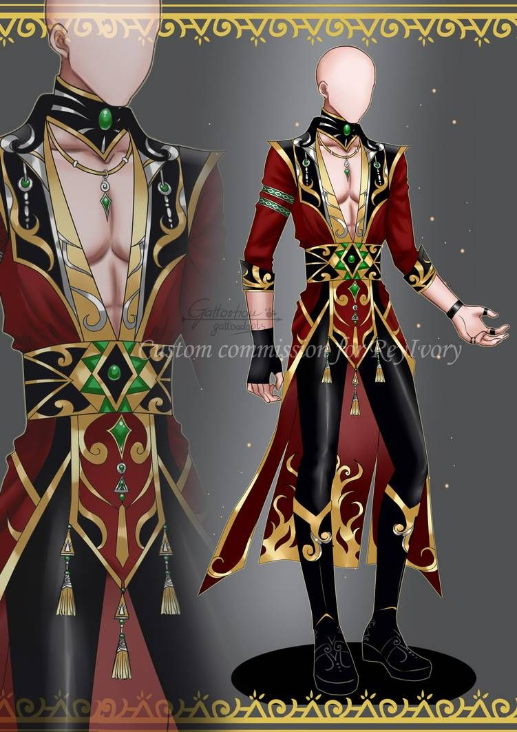 C182 outfit design commission by httpswwwdeviantart
