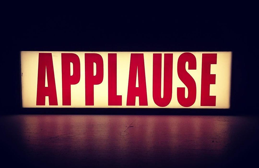 Applause Light Box on Sale now