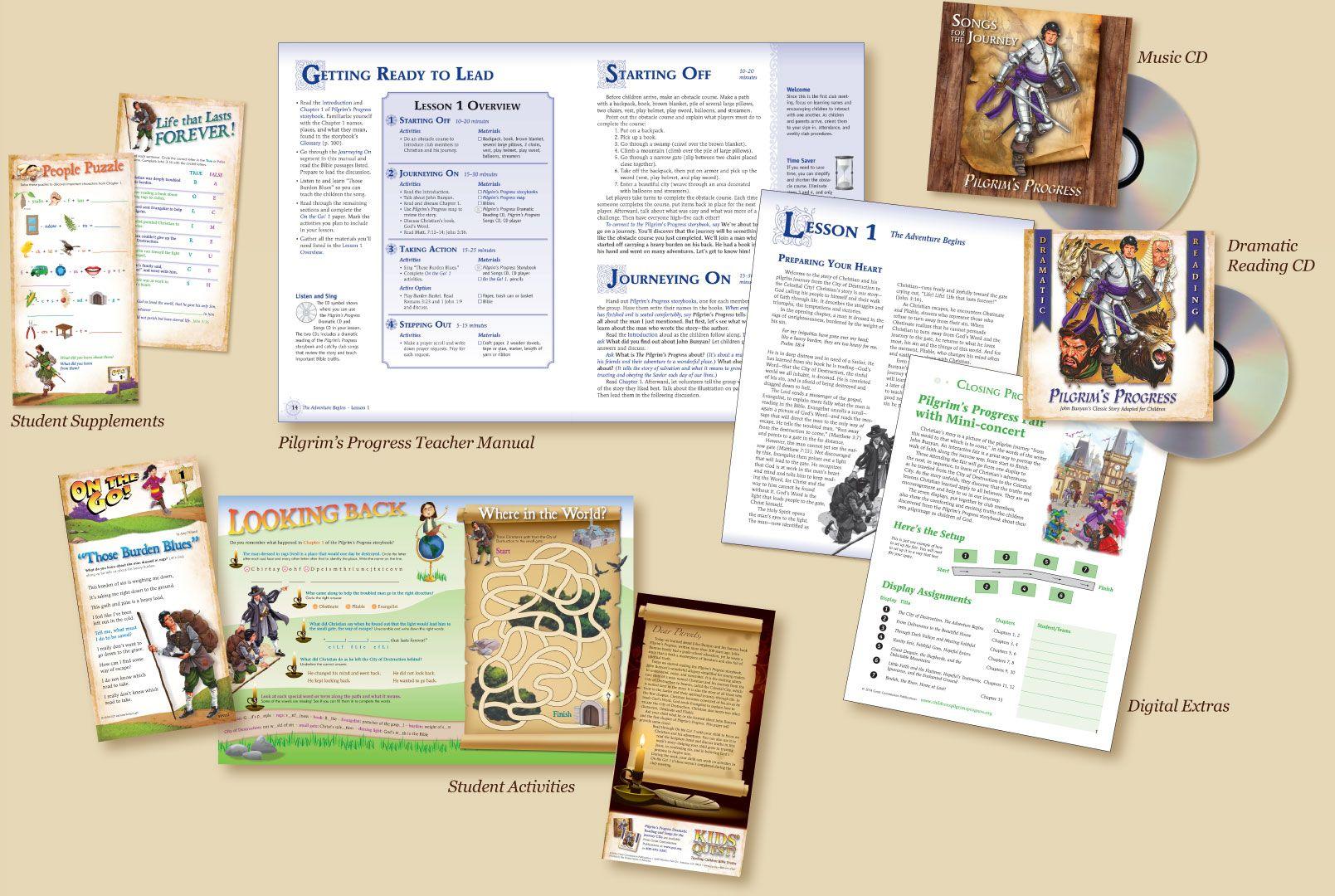 Pilgrims Progress Curriculum