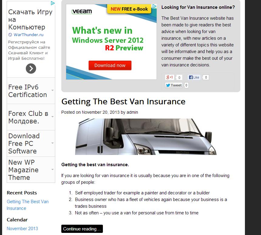 http//www.thebestvaninsurance.co.uk van insurance Make