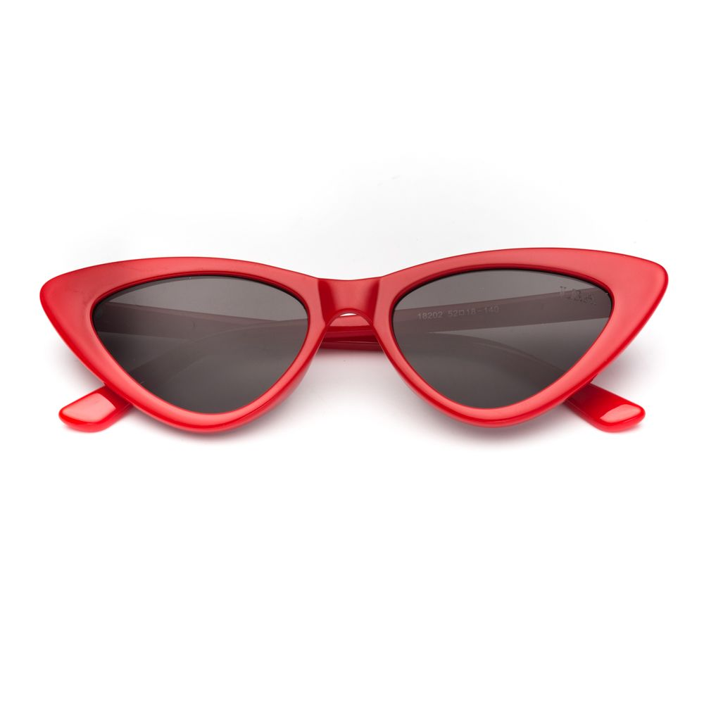 82a9fc188d ÓCULOS RETRO GATINHO 2.0 VERMELHO | Óculos gatinho | Sunglasses e ...
