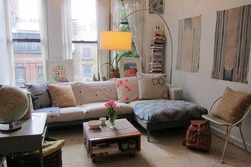 of a kind: caroline z. hurley's west village apartment