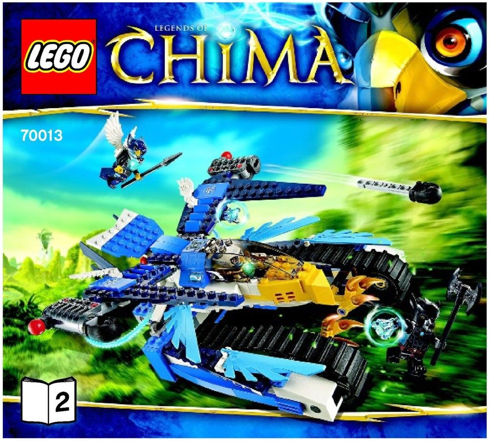 Legends Of Chima Equilas Ultra Striker Lego 70013 Thors Lego