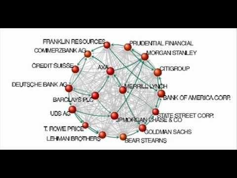 Swiss Study Shows 147 Technocratic Super Entities Rule The World Http Arxiv Org Ps Cache Ar Bank Of America Global Domination Companies That Own Everything