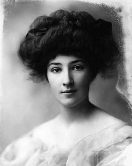 Early Twentieth Century Hair Edwardian Hairstyles Old