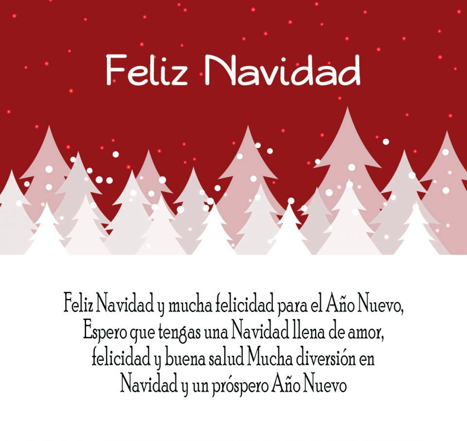 Imágenes Con Frases Cortas De Navidad Y Año Nuevo Frases