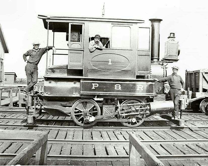 Pin by Douglas Joplin on Reading Old trains, Ho train
