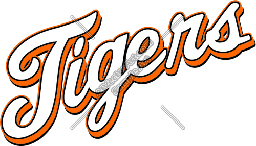 detroit tigers logo clip art tigerlogo7 clipart and vectorart rh pinterest com detroit tigers logo clipart detroit tigers logo clipart