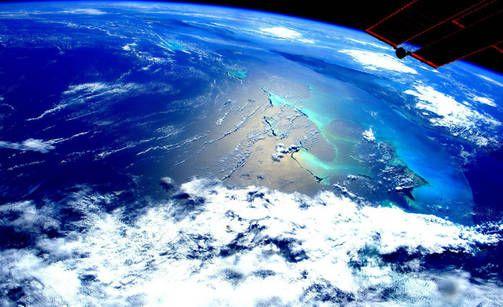 Kansainvälinen astronauttiryhmä palasi maahan ISS-asemalta