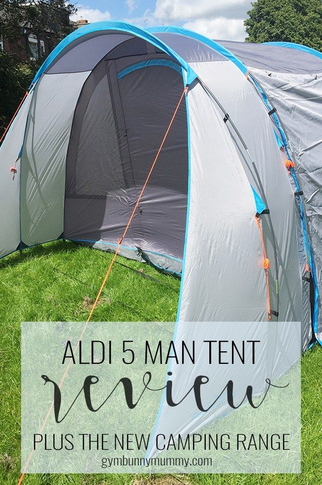 Aldi 5 Man Tent Review Plus The Fab New Special S Camping Range