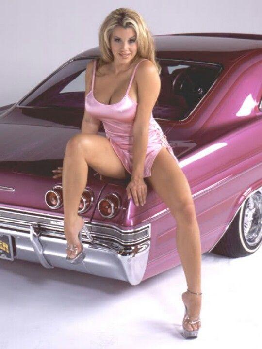 Lowrider cars girls hot good