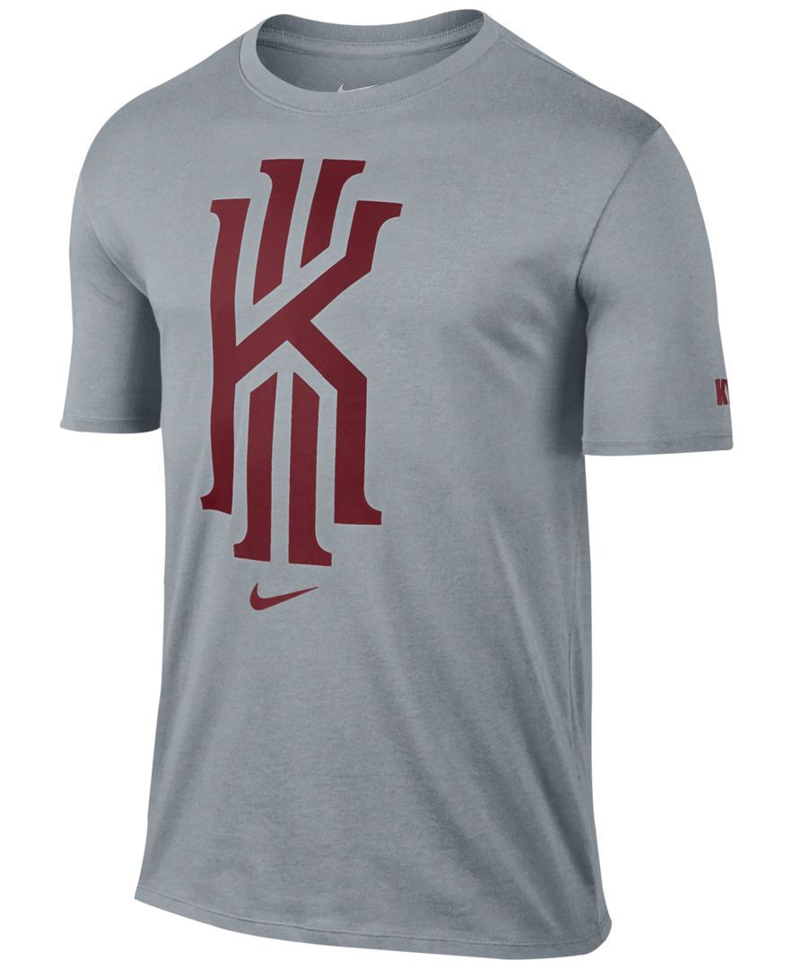 28e1f3bbf Nike Kyrie Foundation Logo Graphic T-Shirt
