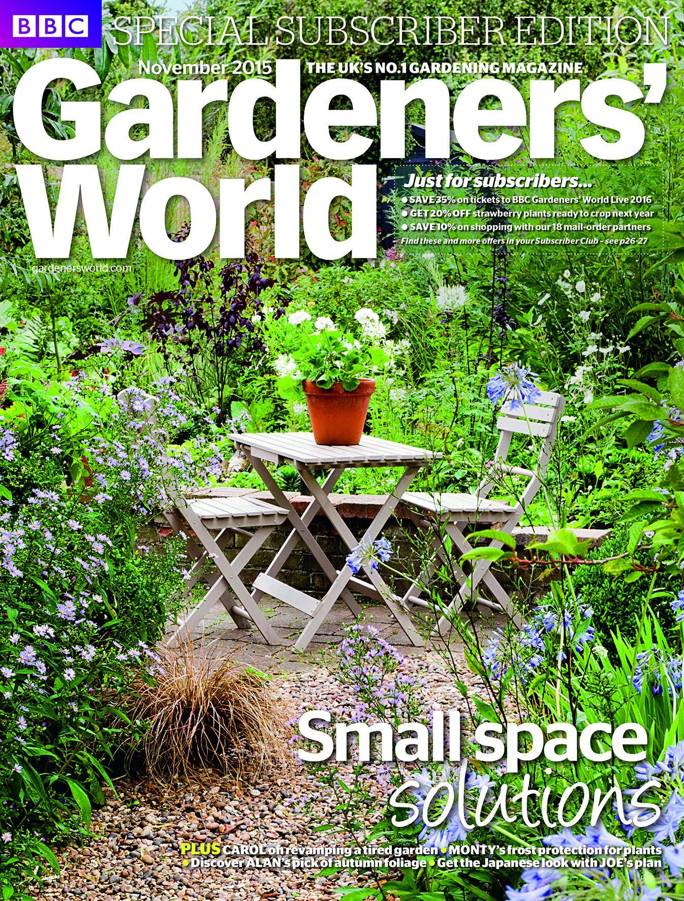 Cover Photo Gravel Garden For Small Spaces By Gap Photos Juliette
