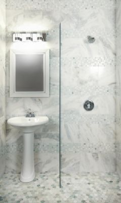 Sahara Carrara Marble Tile In X In Also Available In - Carrara marble tile sizes