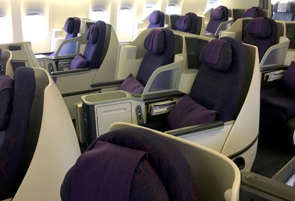 Domestic journey with China Eastern Business Class | The ... |Chinese Merchant Class