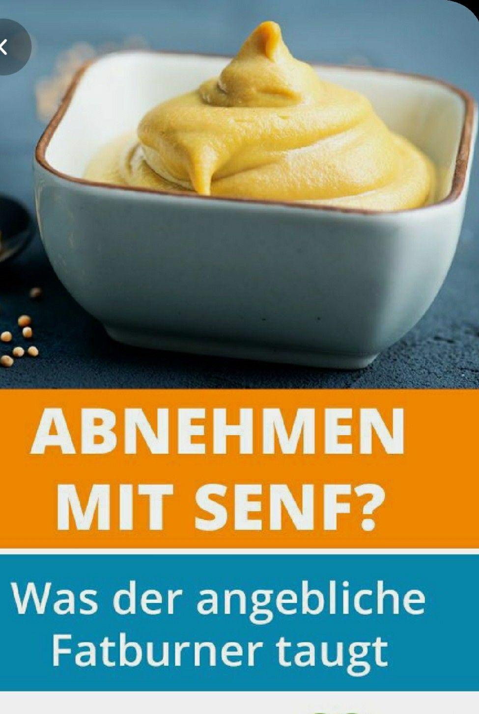 #Kalorien #Mit #Senf #verbrennen Gibt es Lebensmittel, die..