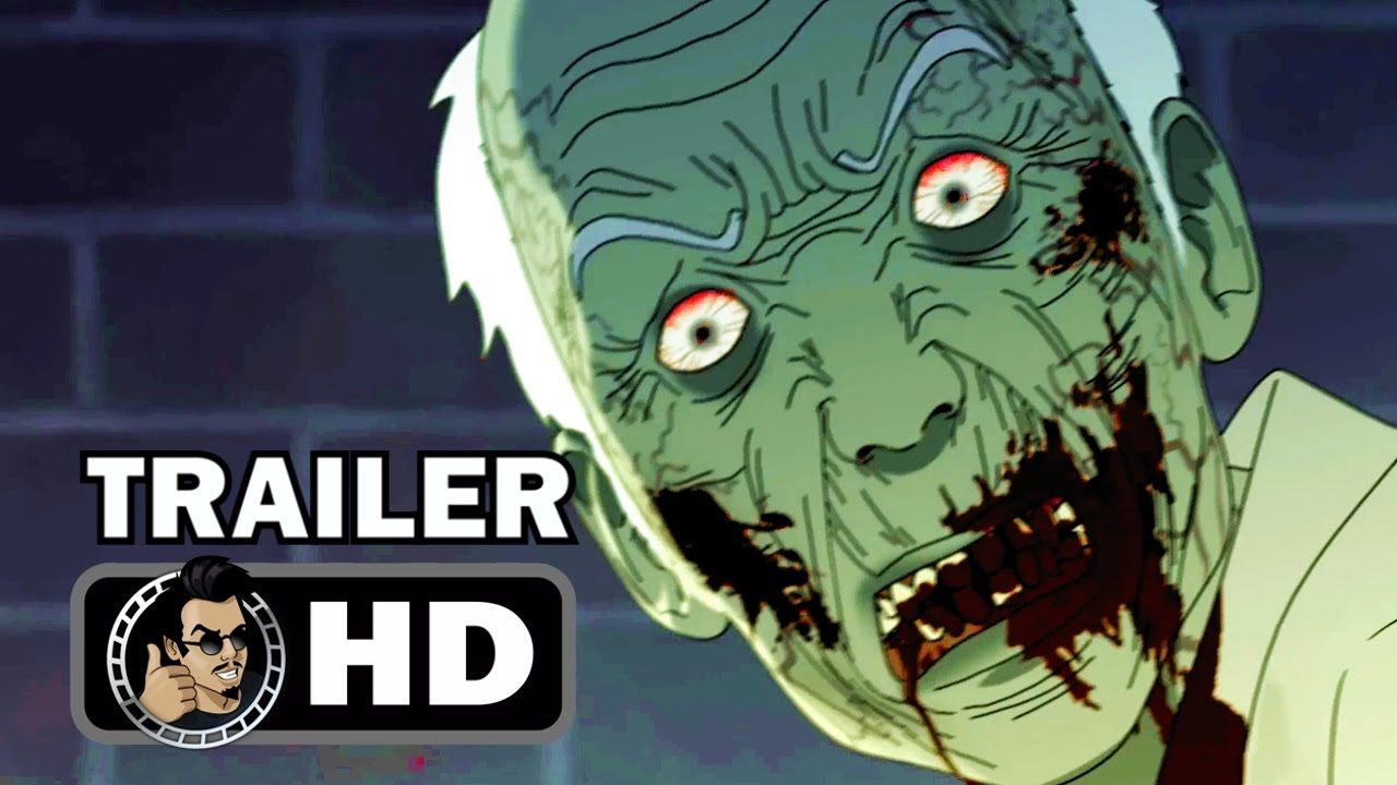 SEOUL STATION Official Trailer (2017) Zombie Horror