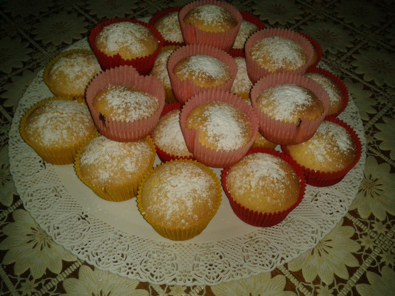 Photo of Gluten-free and lactose-free muffins – Celiac with taste …