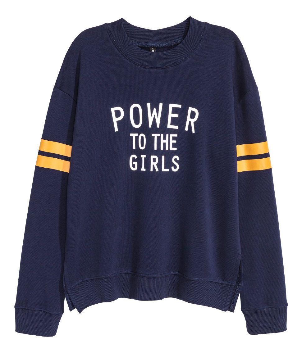 amp;m Clothes Y SudaderasRopa Femenina Divided SweatshirtH Aq5R3L4j