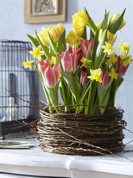 Frohe Ostern: So gelingt die perfekte Osterdeko