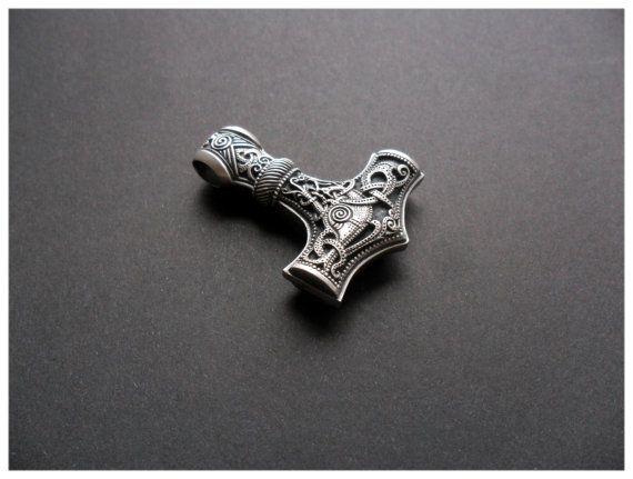 Hey, I found this really awesome Etsy listing at https://www.etsy.com/listing/190131266/huge-thor-hammer-mjolnir-viking-amulet