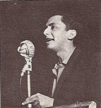 Jorge Antonio Rodríguez, Político y Líder Estudiantil Venezolano, Fundador de La Liga Socialista.