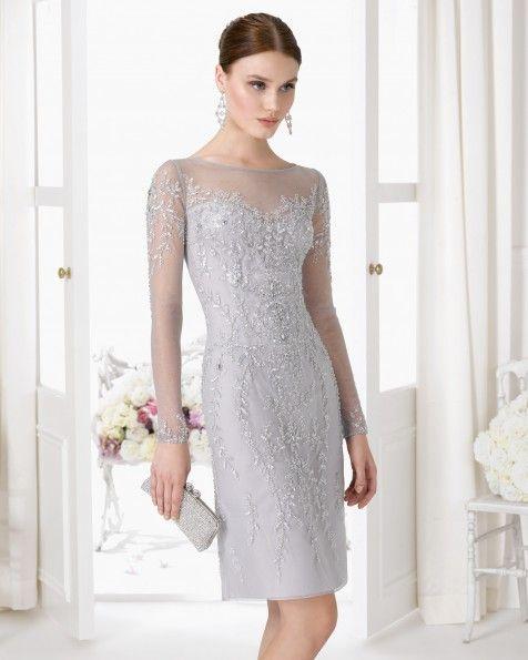 9U2B8 vestido de fiesta de Aire Barcelona 2016 bodas de plata