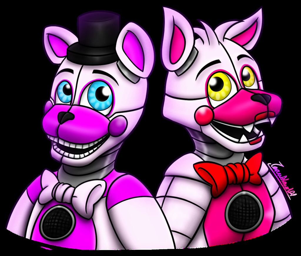 Funtime Freddy Coloring Page Beautiful Funtime Foxy and