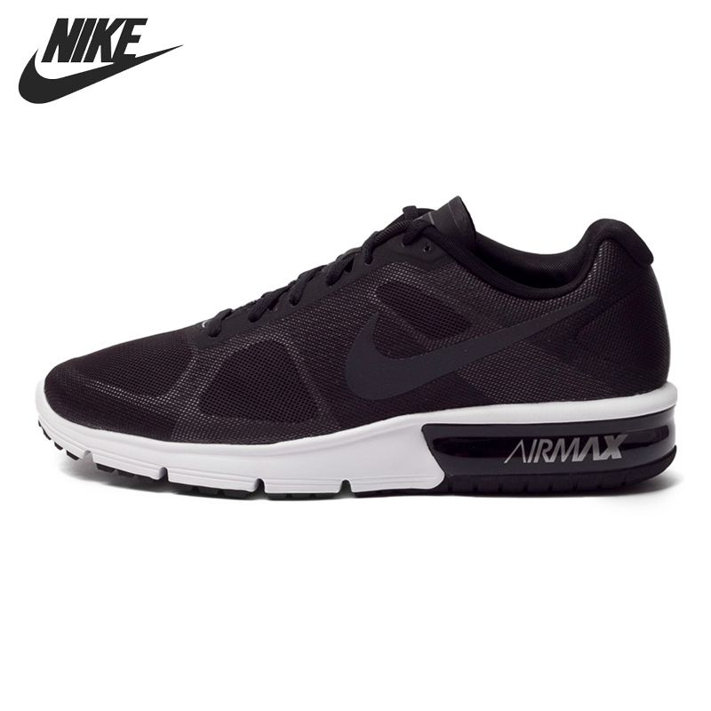 Original New Arrival NIKE AIR MAX SEQUENT Men's Running Shoes Low top  Sneakers free shipping http