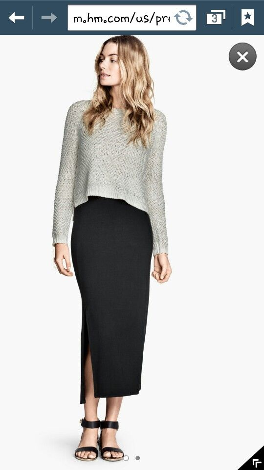 Love this look from H&M!