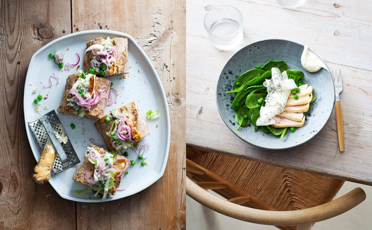 The New Nordic Recipes From A Scandinavian Kitchen Nordic Recipe Food Recipes