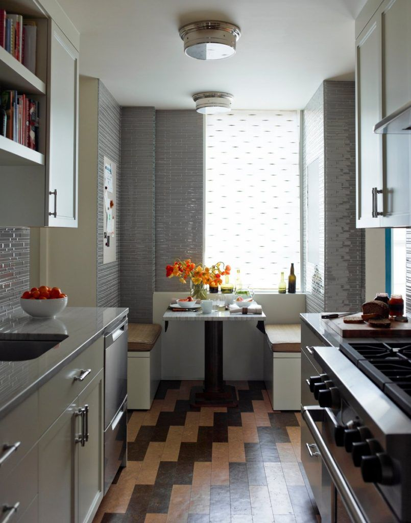 Manhattan Kitchen By The Mendelson Group