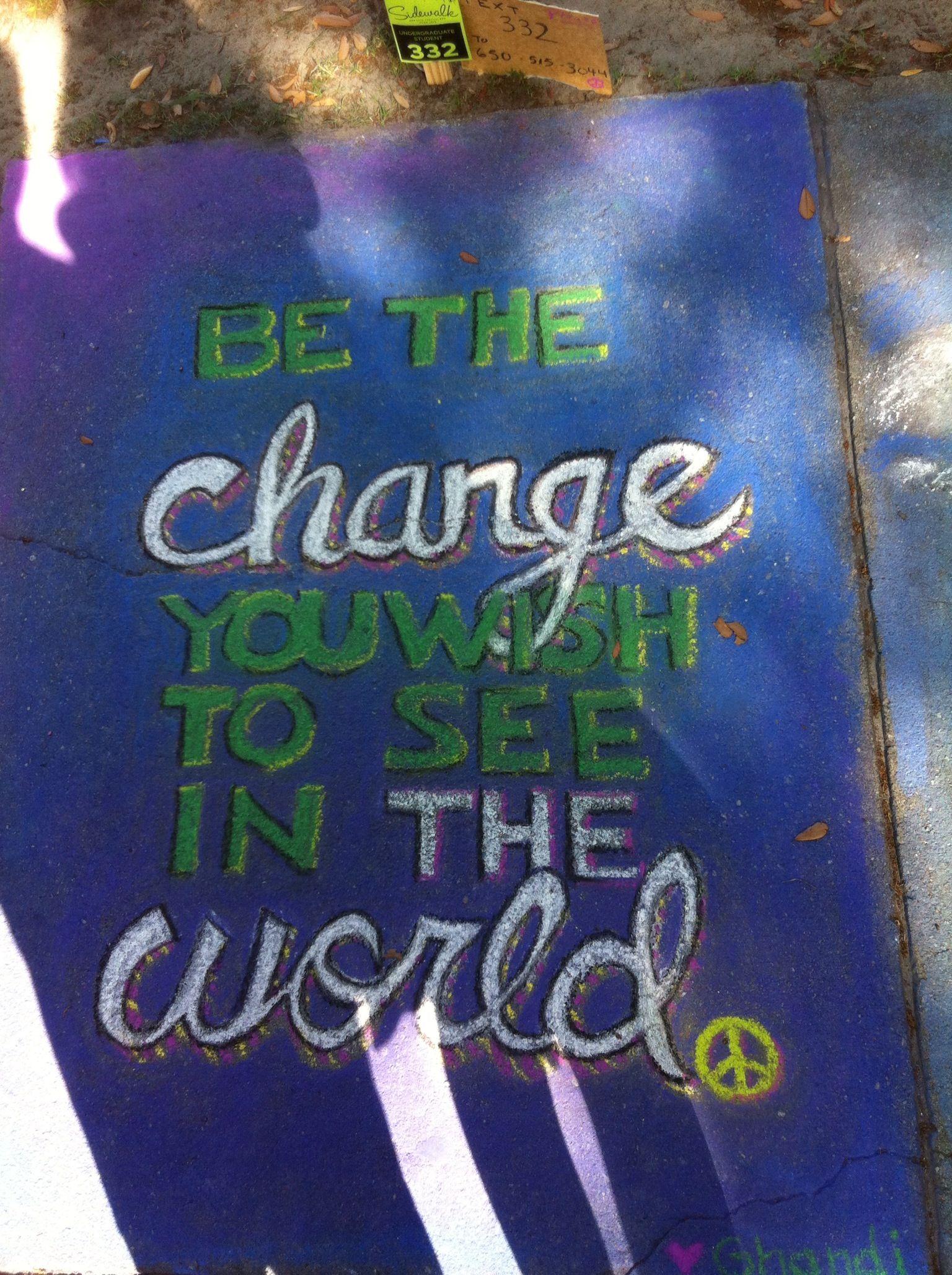 SCAD Sidewalk Chalk Festival Chalk festival, Chalk art