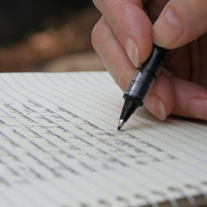 Write your mission statement down! Having it on paper makes it more official and it will motivate you more to work towards it.