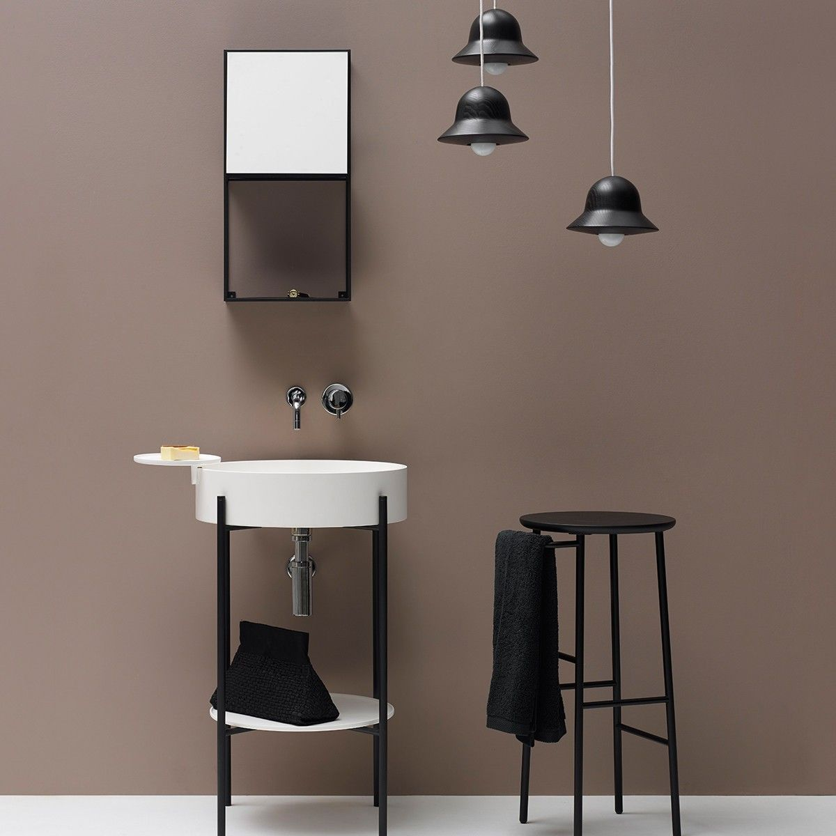 lavabo design petit stand ex t toilettes pinterest lavabo design lavabo et sdb. Black Bedroom Furniture Sets. Home Design Ideas