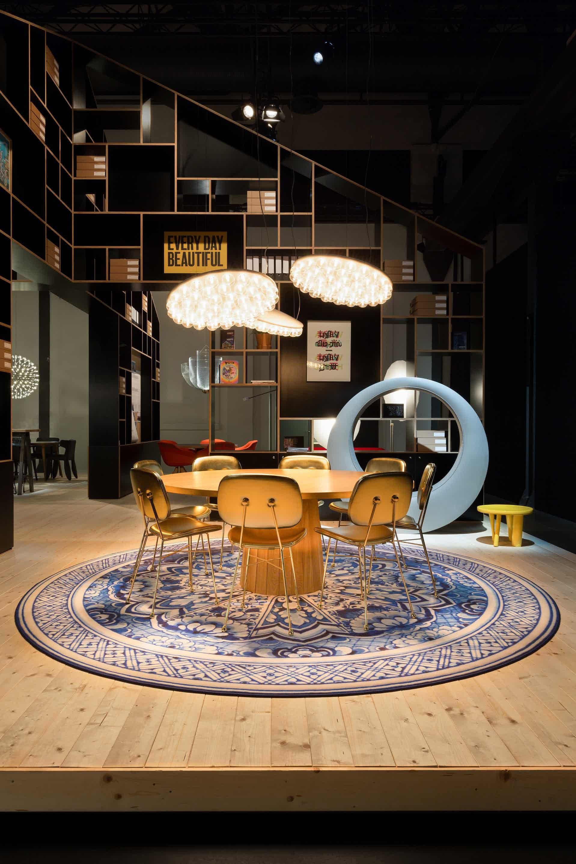 Prop Light Round By Moooi Moooi Contemporary Lighting Design