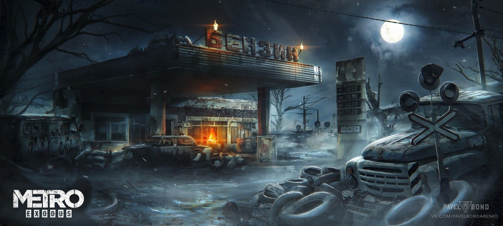 Metro Exodus 4k Wallpaper In 2020 Post Apocalyptic City Hd Wallpaper Exodus