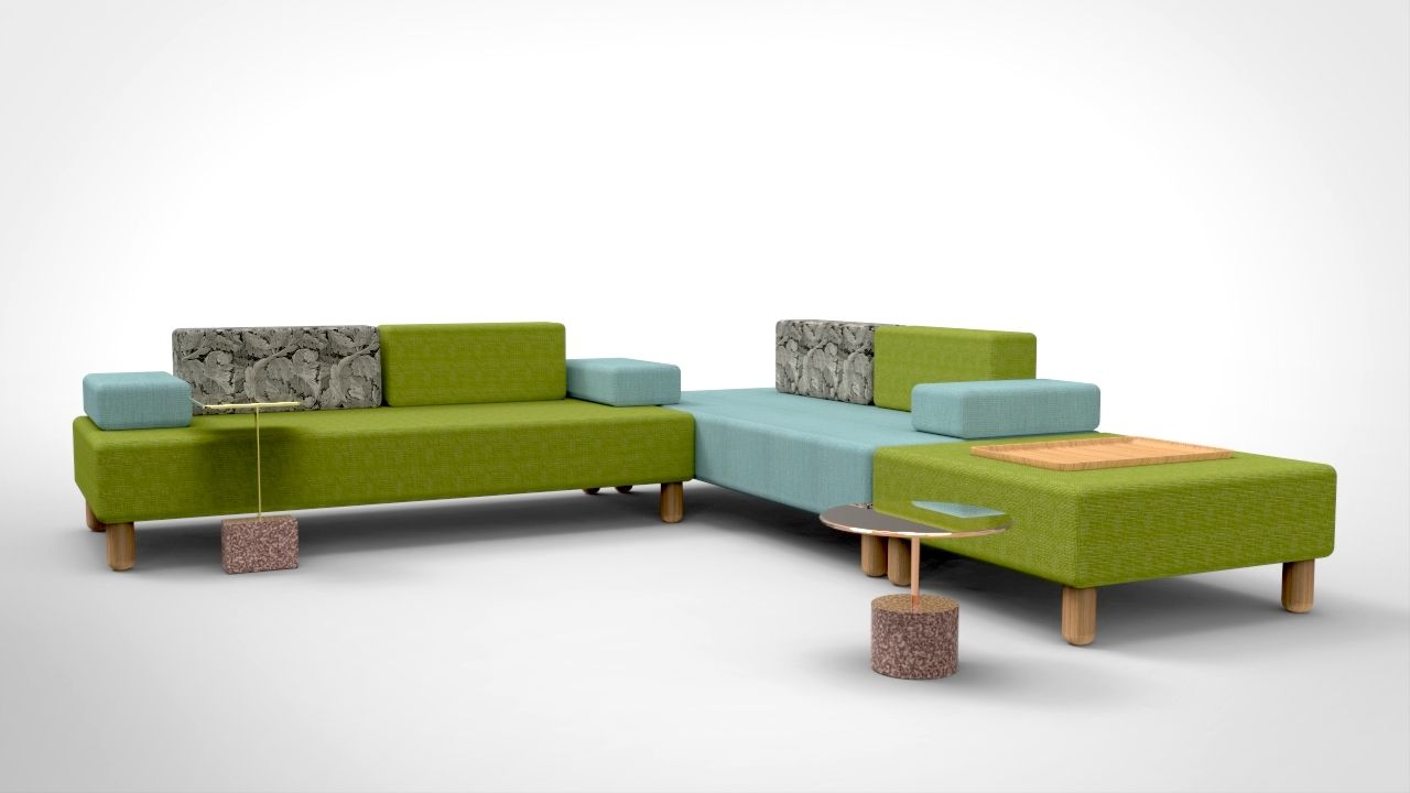 Enjoyable Rondo Sofa Set Birch Structure With Upholstered Seating And Machost Co Dining Chair Design Ideas Machostcouk