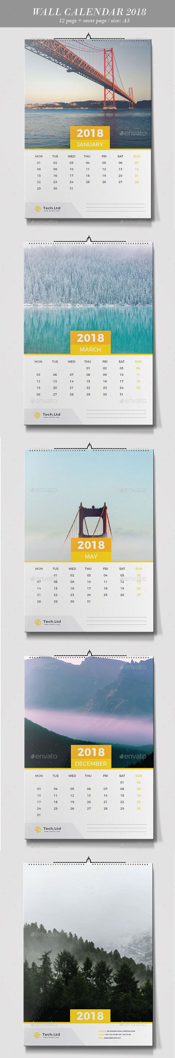 Calendar calendar 2018 template and creative calendar calendar saigontimesfo